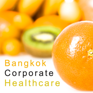 Bangkok Corporate Healthcare by GooDesign.in.th